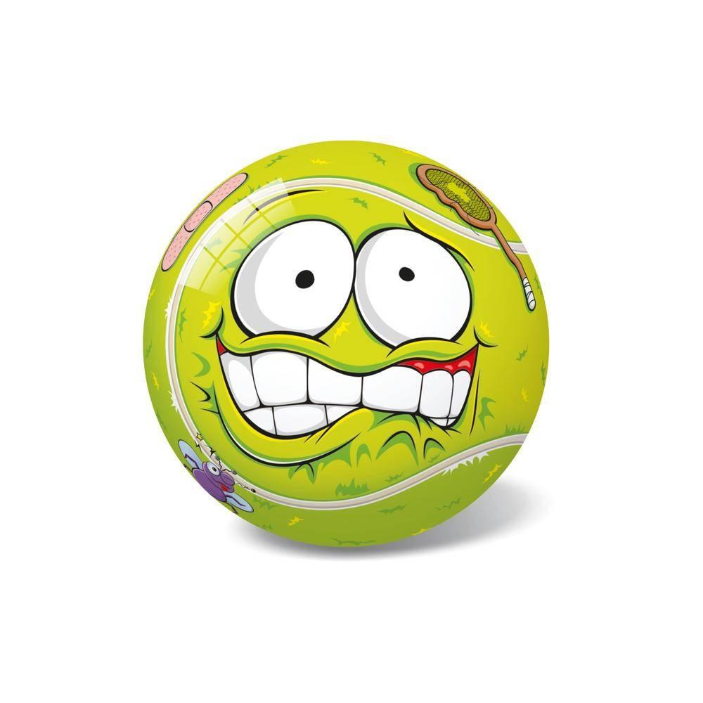 Μπάλα Πλαστική Μικρή 11cm Φάτσες Ασσορτι