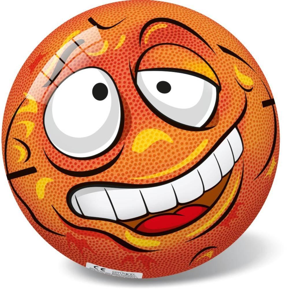 Μπάλα Πλαστική Μεγάλη 23cm Φάτσες Ασσορτι