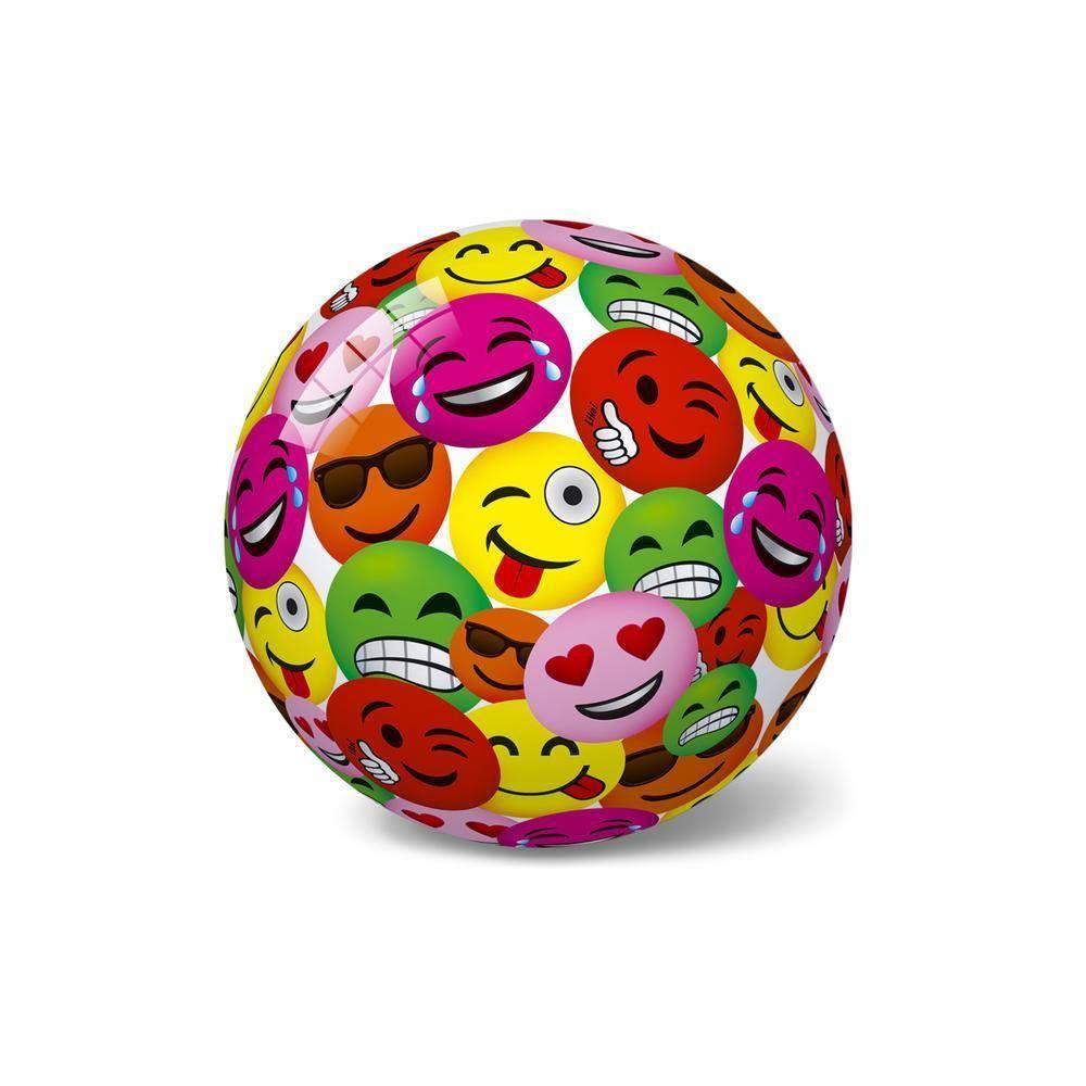 Μπάλα Πλαστική Μικρή 11cm Φατσουλες-Μulti