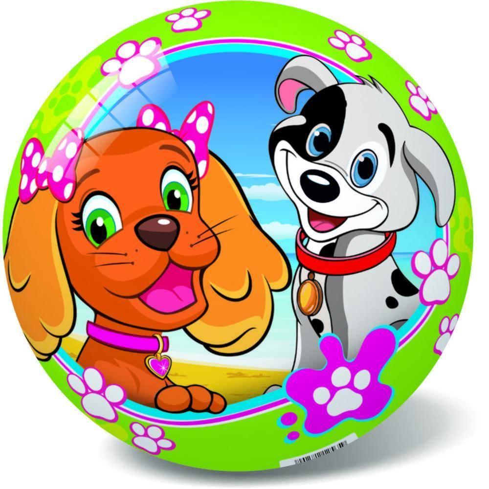Μπάλα Πλαστική Μεγάλη 23cm Sweet Puppy