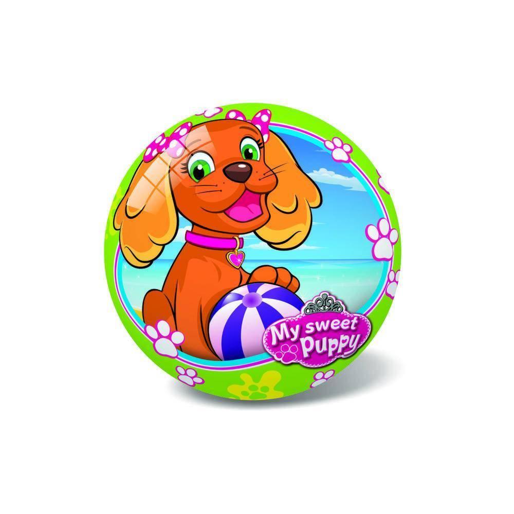Μπάλα Πλαστική Μικρή 14cm Sweet Puppy