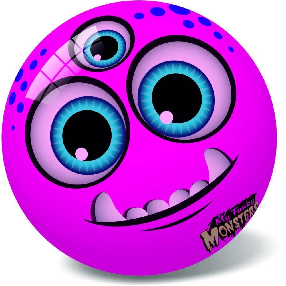Μπάλα Πλαστική Μεγάλη 23cm Funky Monsters
