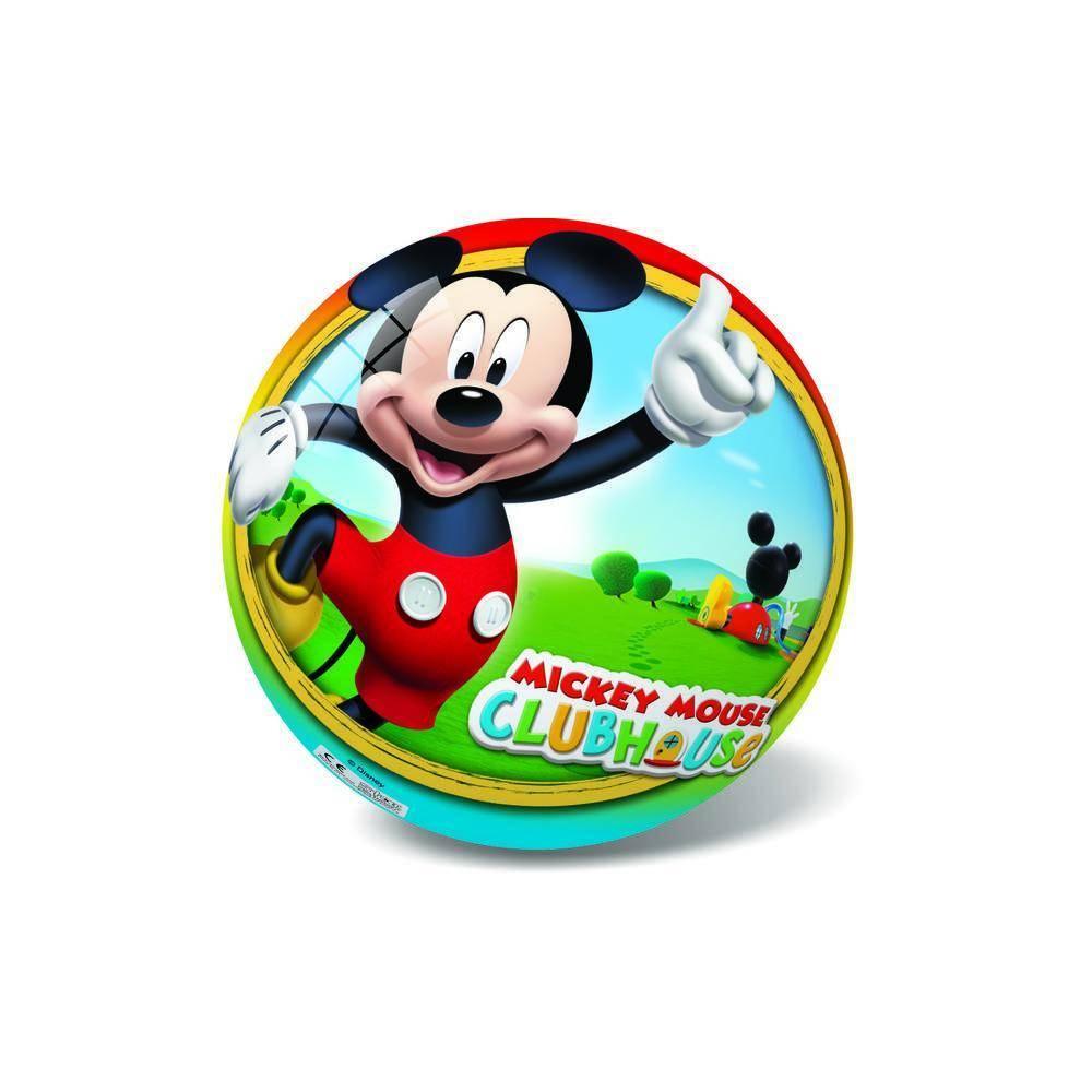 Μπάλα Πλαστική Μικρή 14cm Disney-Mickey