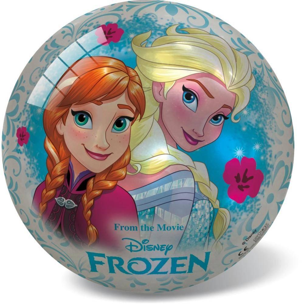 Μπάλα Πλαστική Μεγάλη 23cm Frozen (From The Movie) Περλα