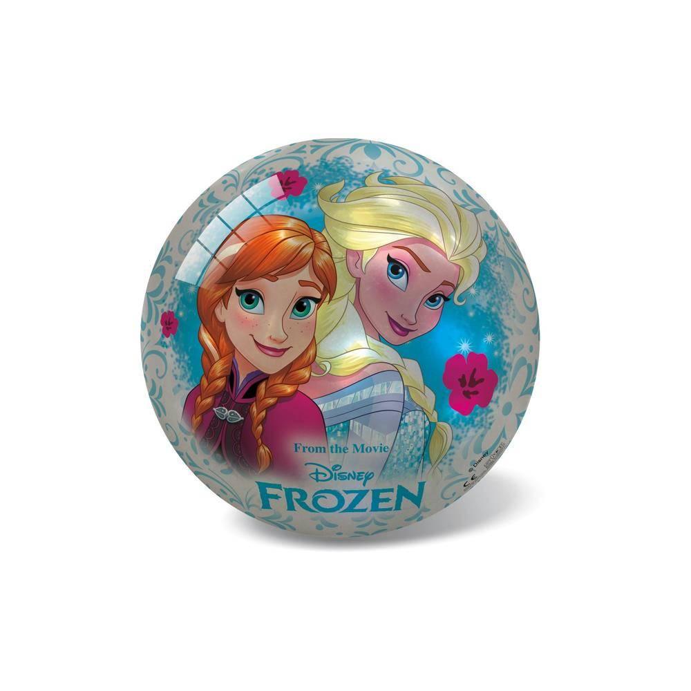 Μπάλα Πλαστική Μικρή 14cm Frozen (From The Movie) Περλα