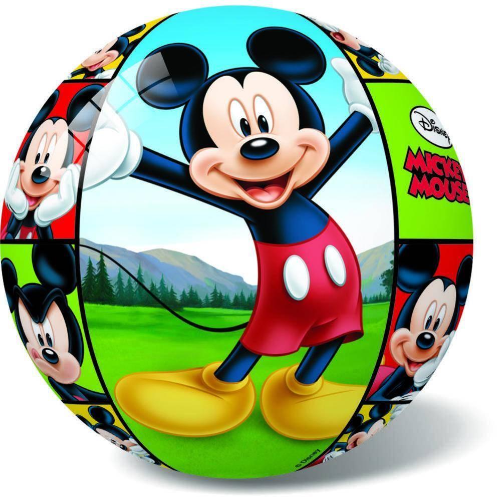 Μπάλα Πλαστική Μεγάλη 23cm Mickey Expressions