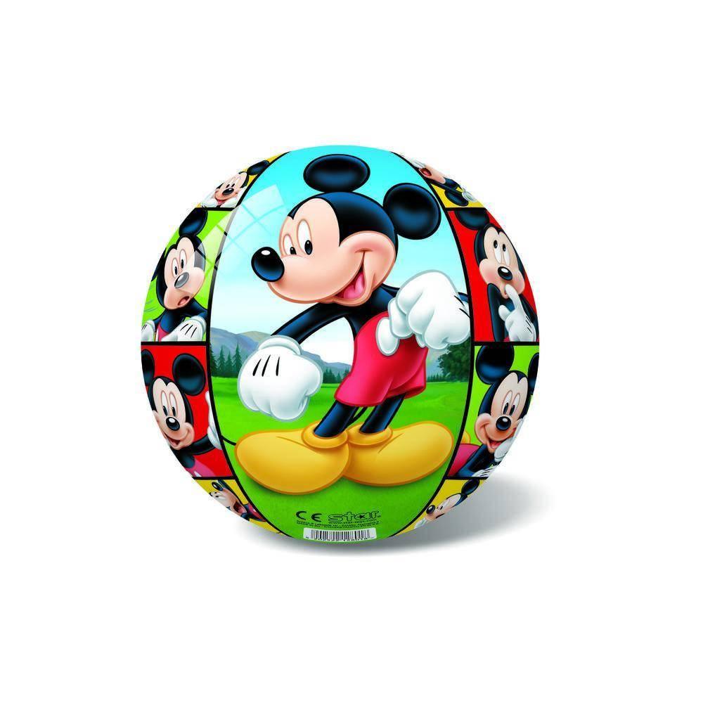 Μπάλα Πλαστική Μικρή 14cm Mickey Expressions