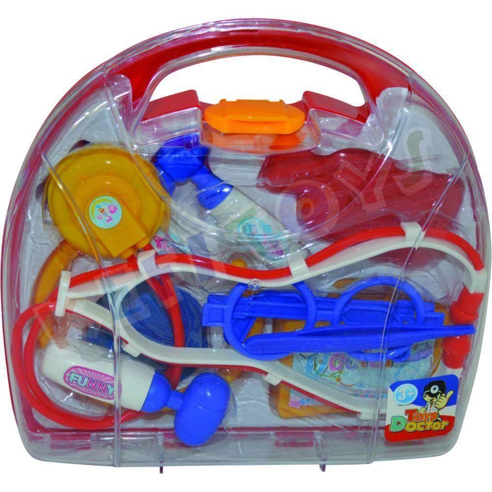 Παιδικό Σετ Ιατρικά Εργαλεία Σε  Βαλιτσάκι