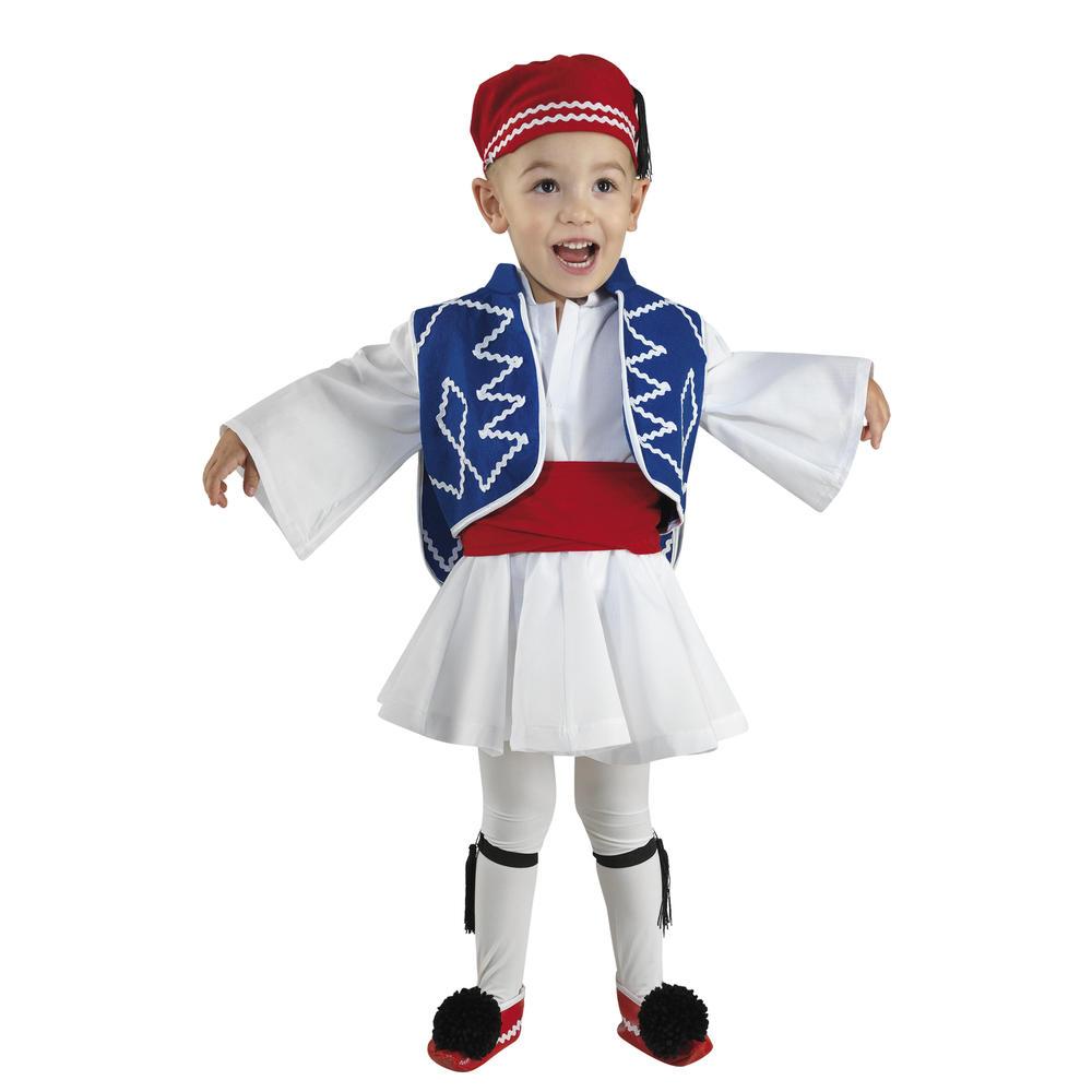 Παραδοσιακή στολή Τσολιάς (Εύζωνας) Ν 36