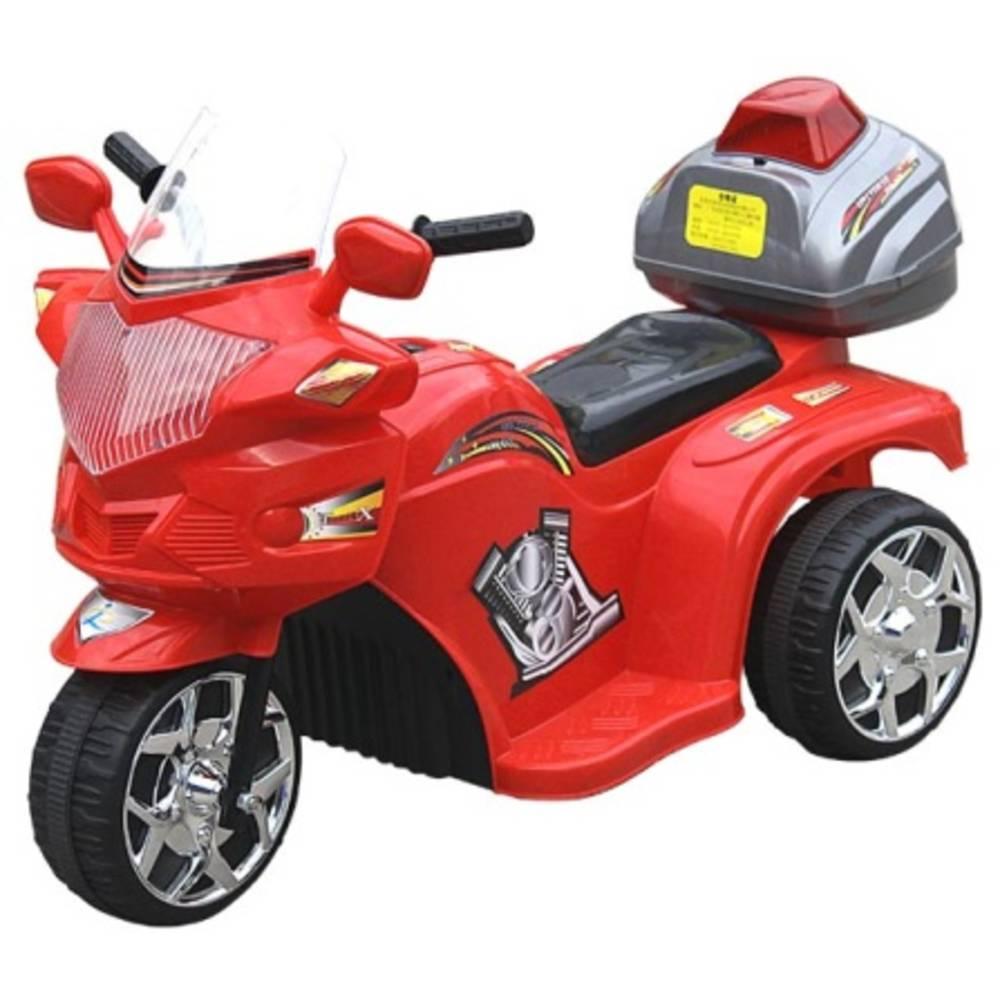 Ηλεκτροκίνητη Παιδική Μηχανή Αστυνομίας Κόκκινη