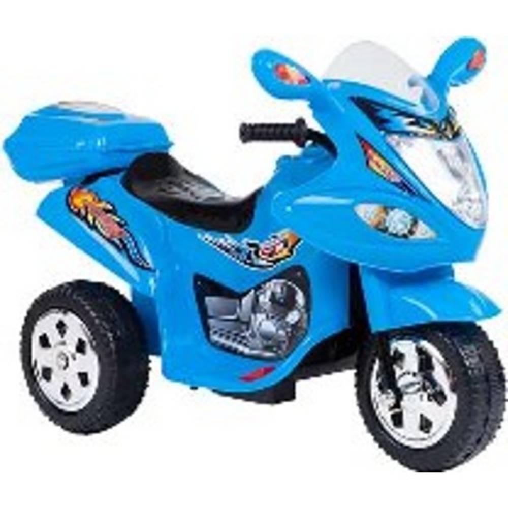 Ηλεκτροκίνητη Παιδική Μοτοσυκλέτα Μπλε