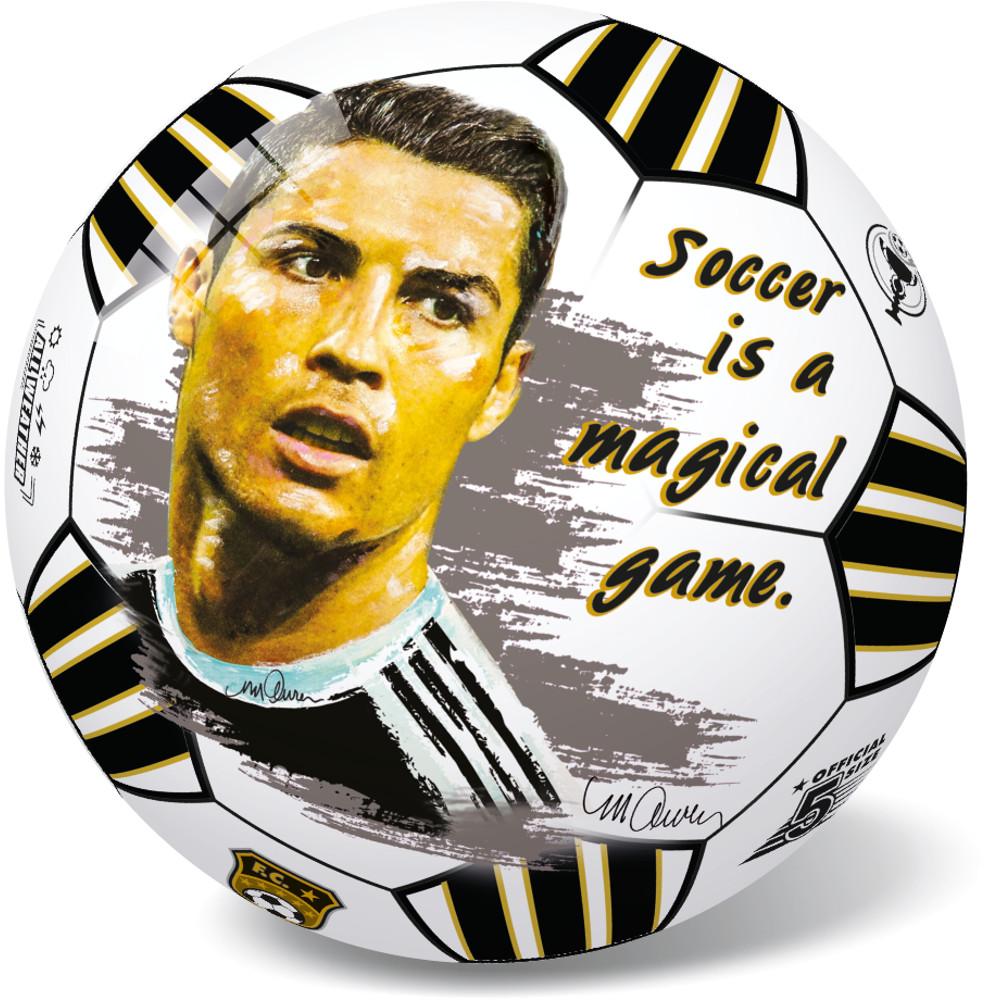 Μπάλα Πλαστική Μεγάλη 23cm Ronaldo