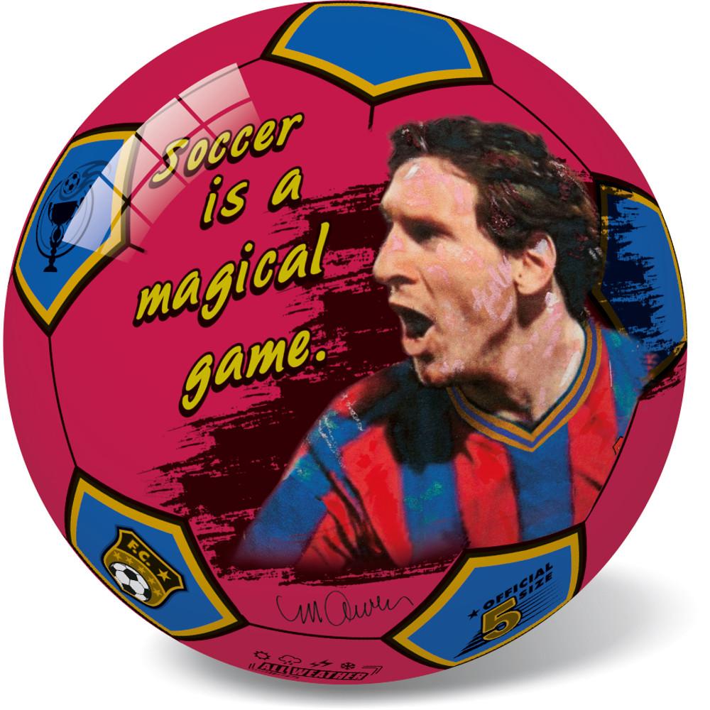 Μπάλα Πλαστική Μεγάλη 23cm Messi