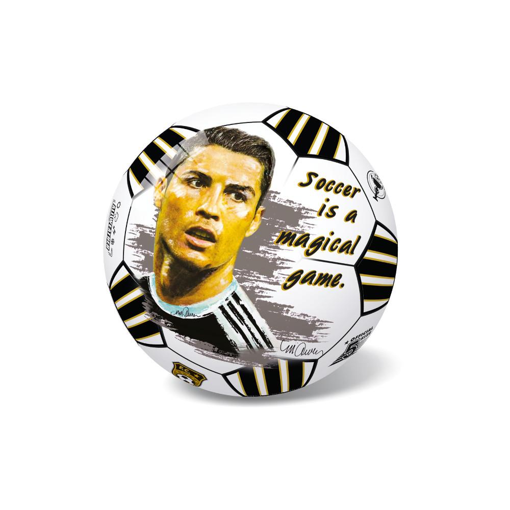 Μπάλα Πλαστική Μικρή 14cm Ronaldo
