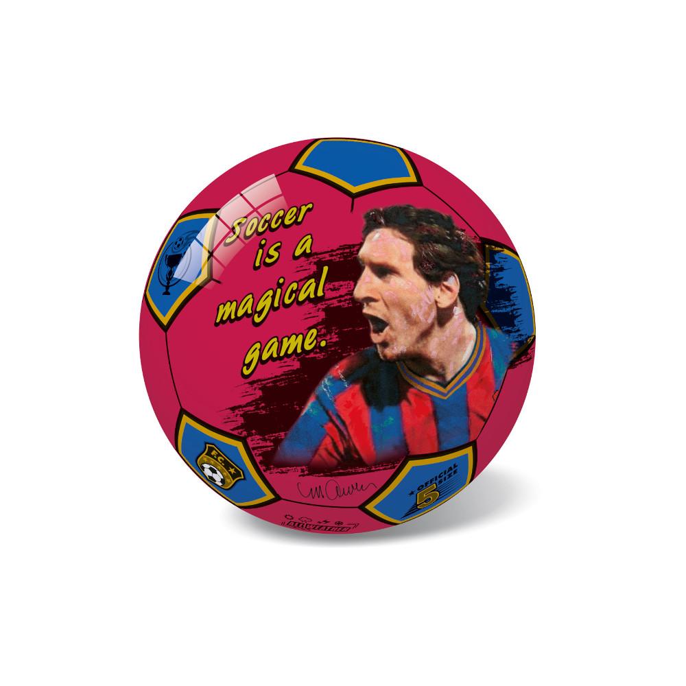 Μπάλα Πλαστική Μικρή 14cm Messi