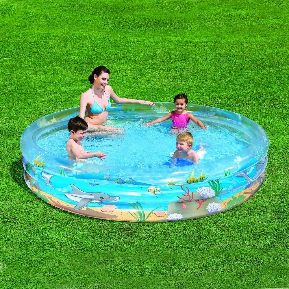 Πισίνα Γίγας Φουσκωτή 245 x 53 εκατοστά
