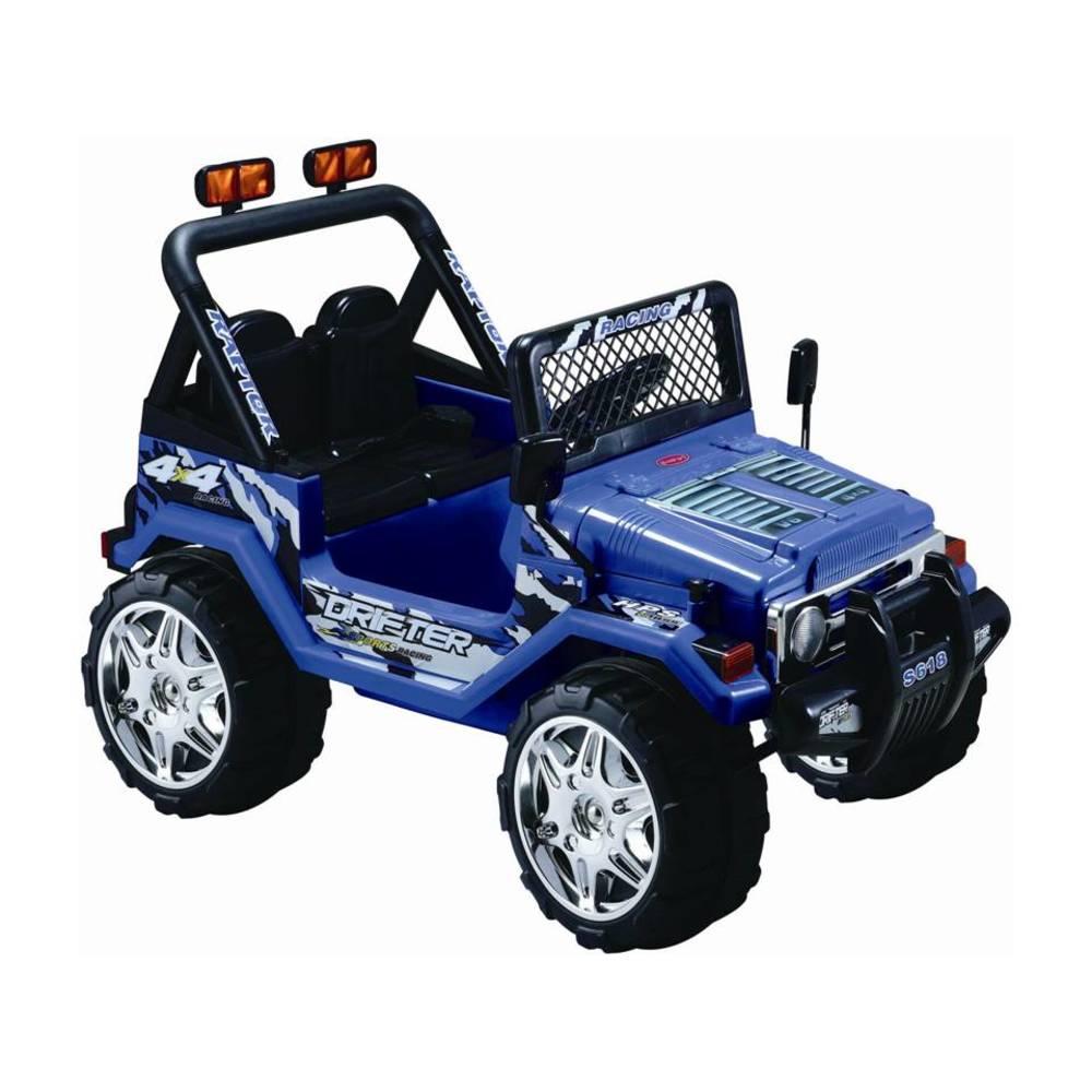 Ηλεκτροκίνητο 2θέσιο Jeep 12Volt με 2 ταχύτητες & control