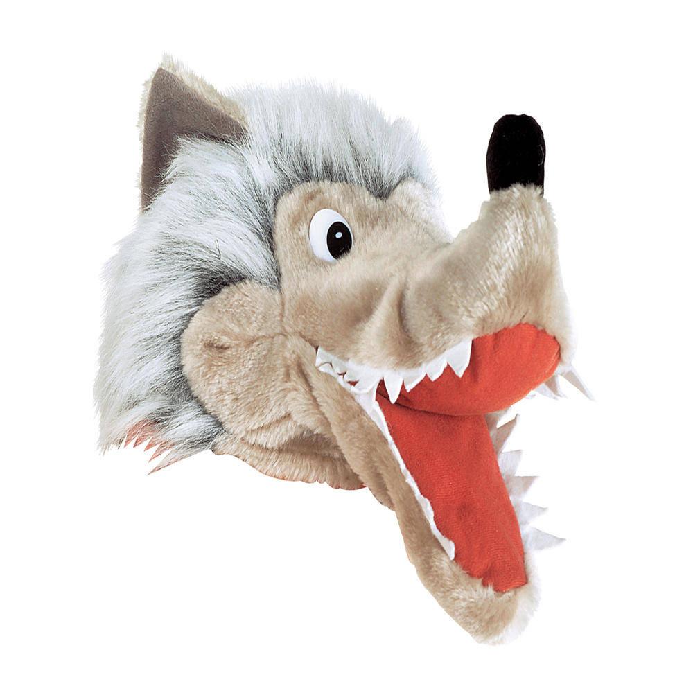 Καπέλο Λύκου Με Γούνα