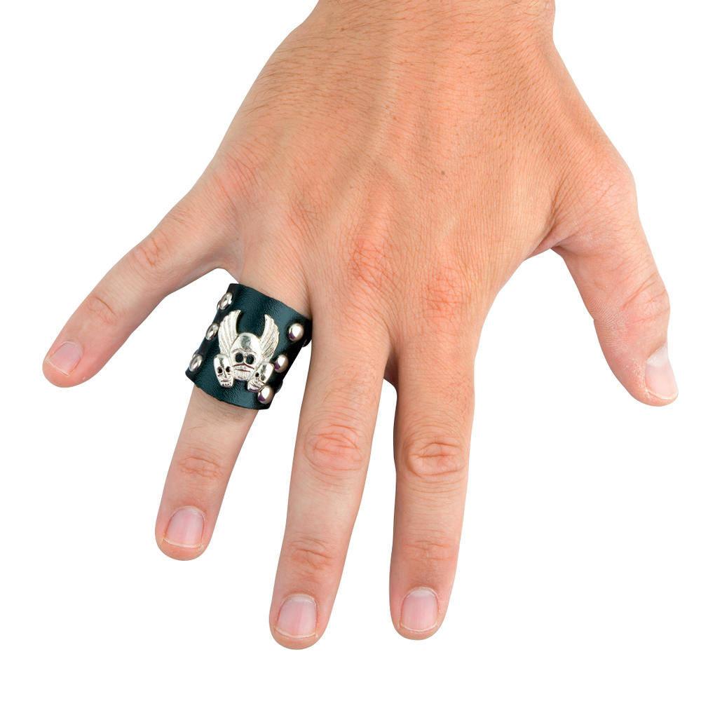 Δαχτυλίδι Punk