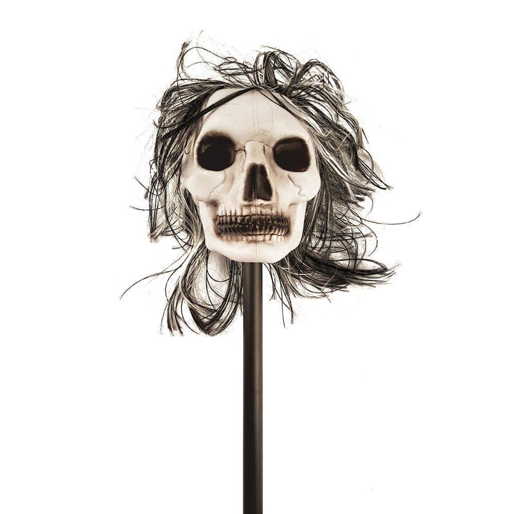 Σκελετός Με Μαλλία & Αποσπώμενο Κοντάρι 120εκ