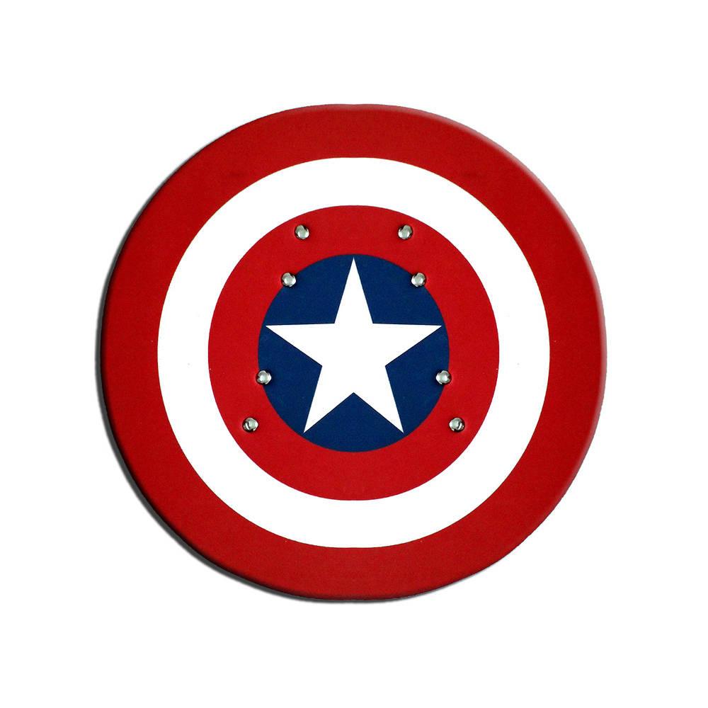 Ασπίδα US Captain 29x29 εκ