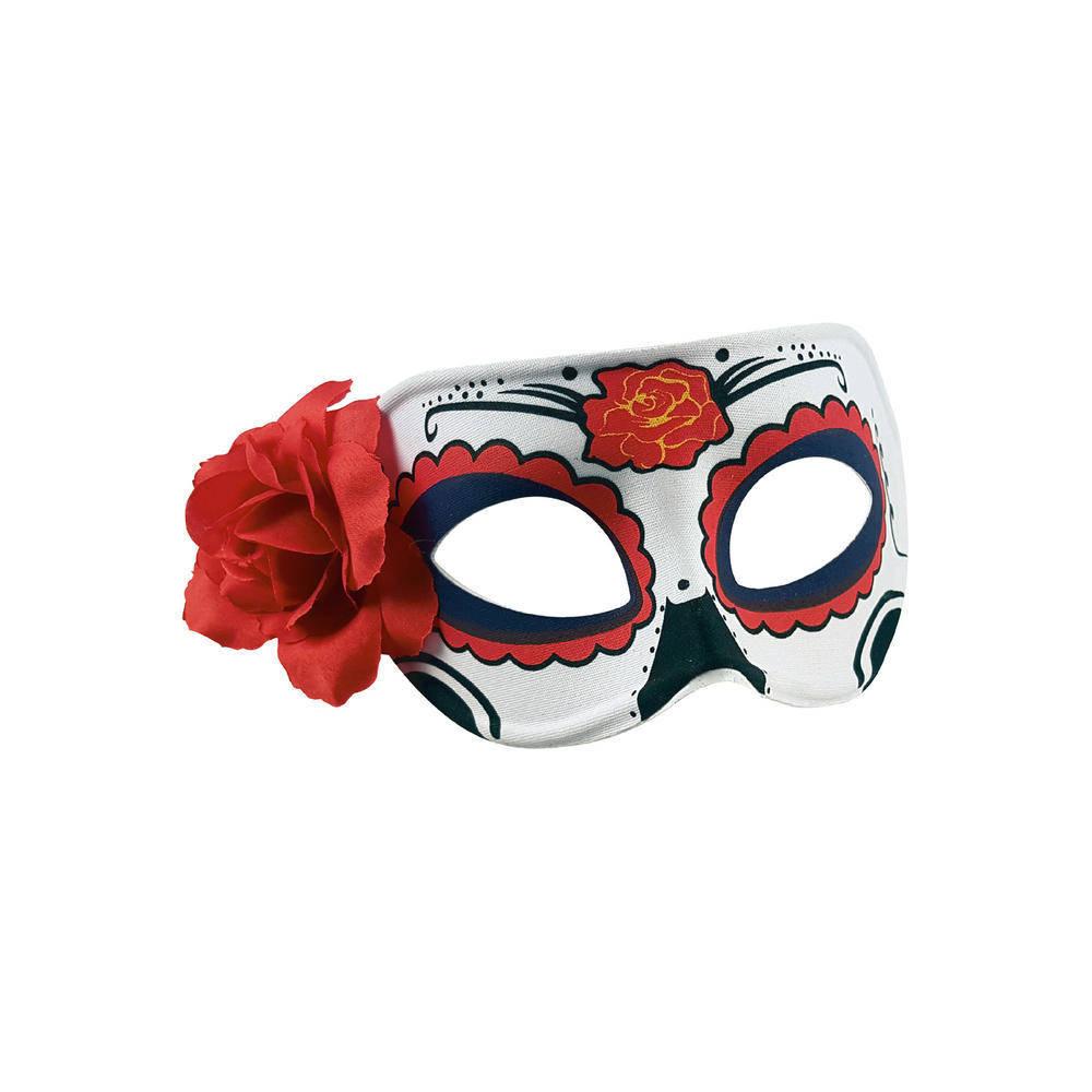 Μάσκα Ματιών Υφασματίνη Day Of Dead