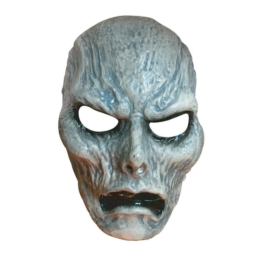 Μάσκα Zombie Πλαστική Με Κίνηση Στο Στόμα