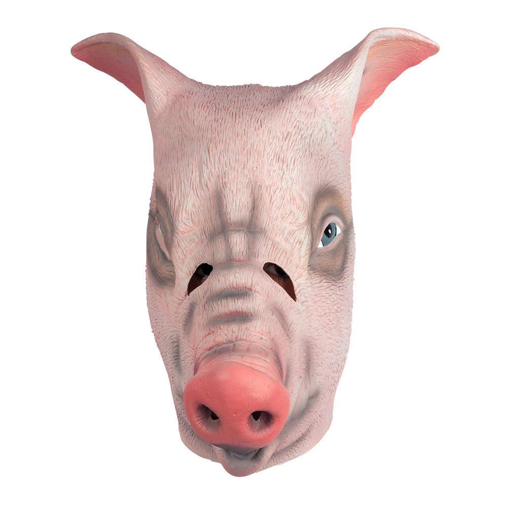 Λάτεξ μάσκα Γουρούνι
