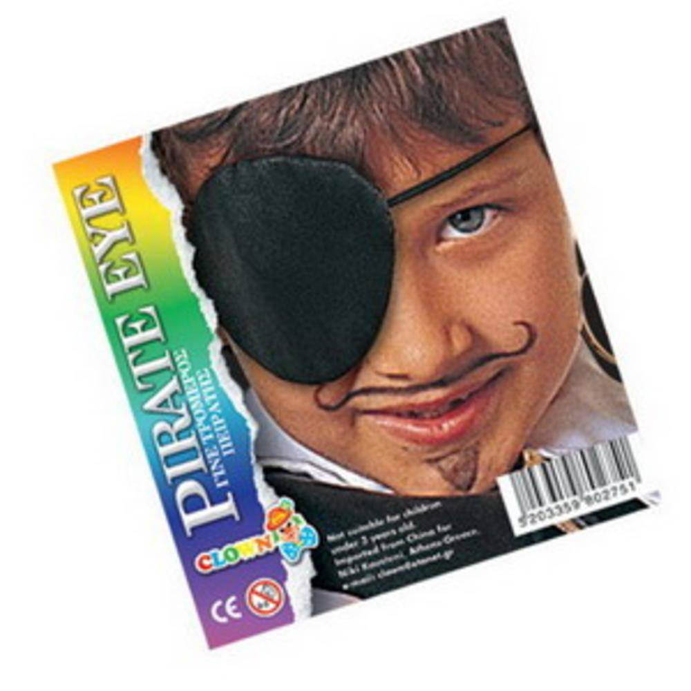 Μάτι Πειρατή Υφασμάτινο