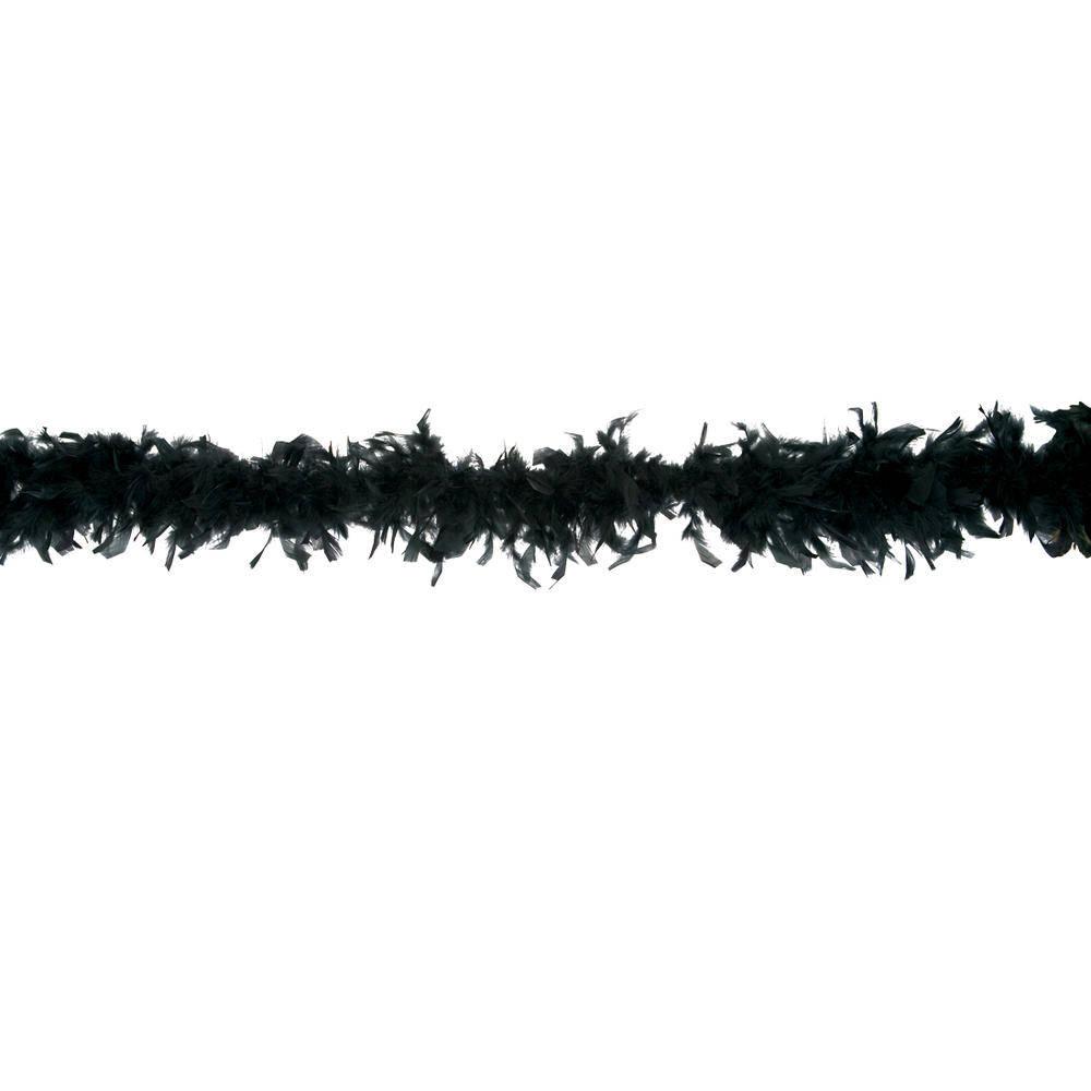 Μαύρο Μποά 2 μέτρα Άκαυστο 70gr