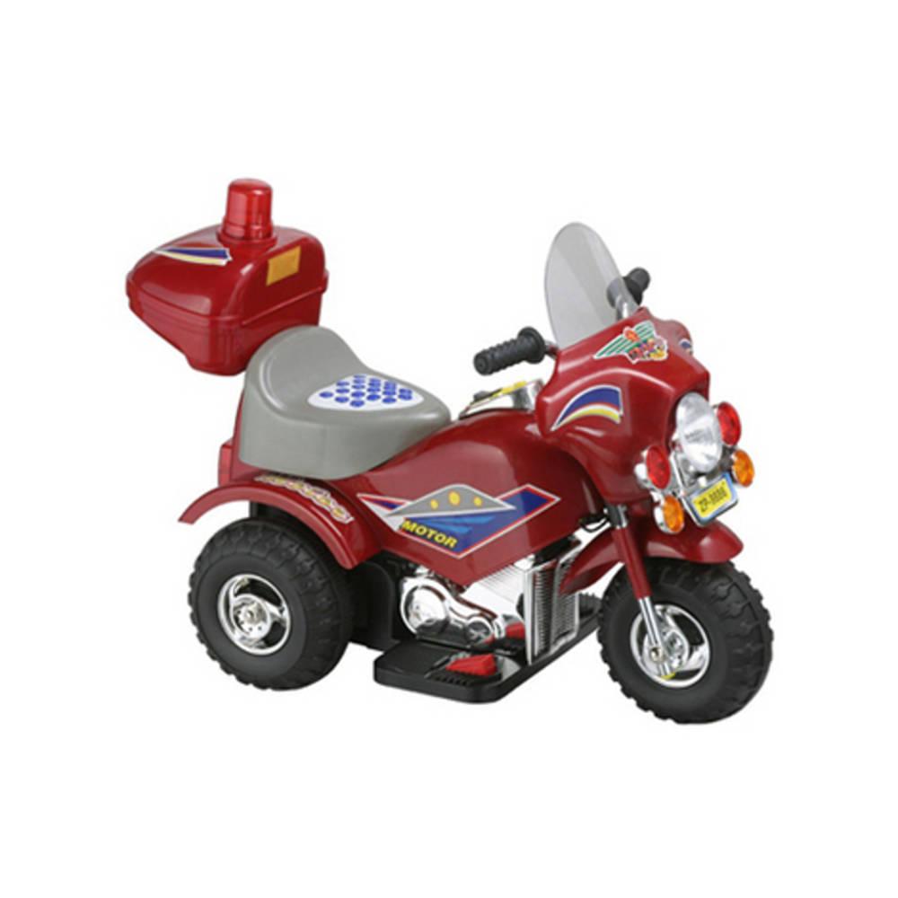 Ηλεκτροκίνητο μηχανάκι 6 volt με φώτα και ήχους (2-4 ετών)