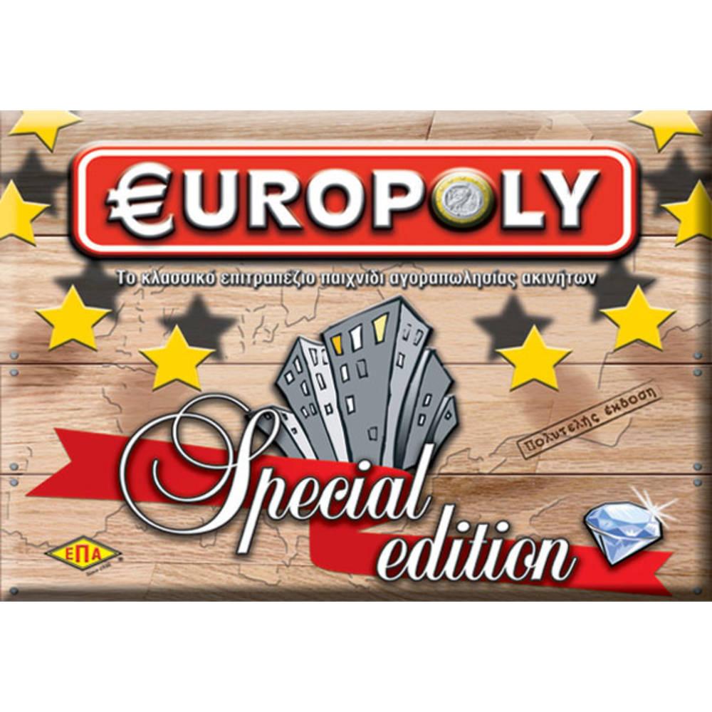 ΕΥROPOLY SPECIAL EDITION N209