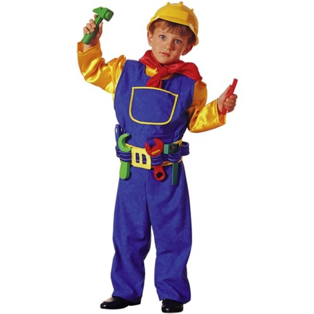 Αποκριάτικη στολή Μάστορας-Μικρός Μηχανικός