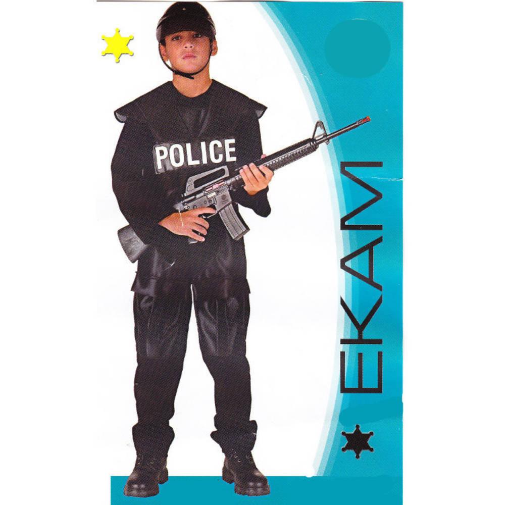 Αποκριάτικη στολή Police ΕΚΑΜ