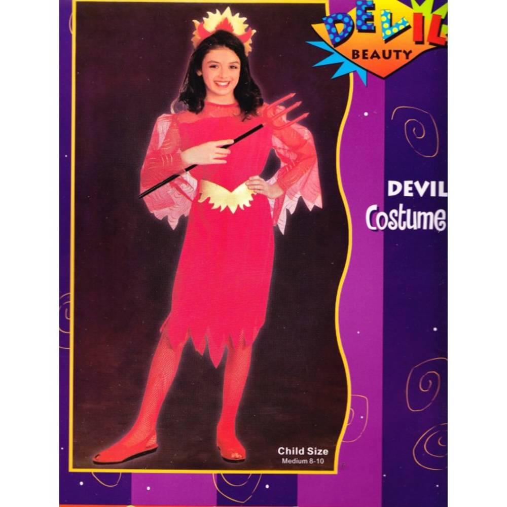 Αποκριάτικη στολή Beauty Devil  8-10