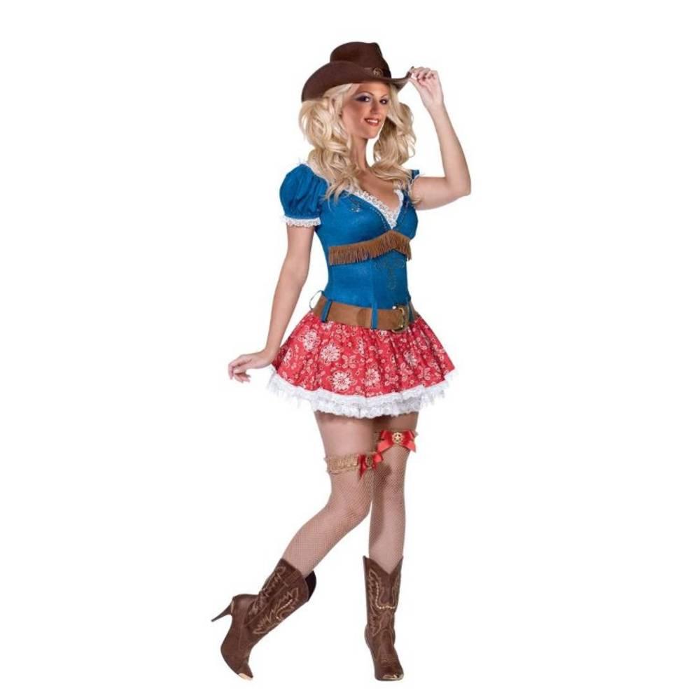 Αποκριάτικη στολή Sexy CowGirl