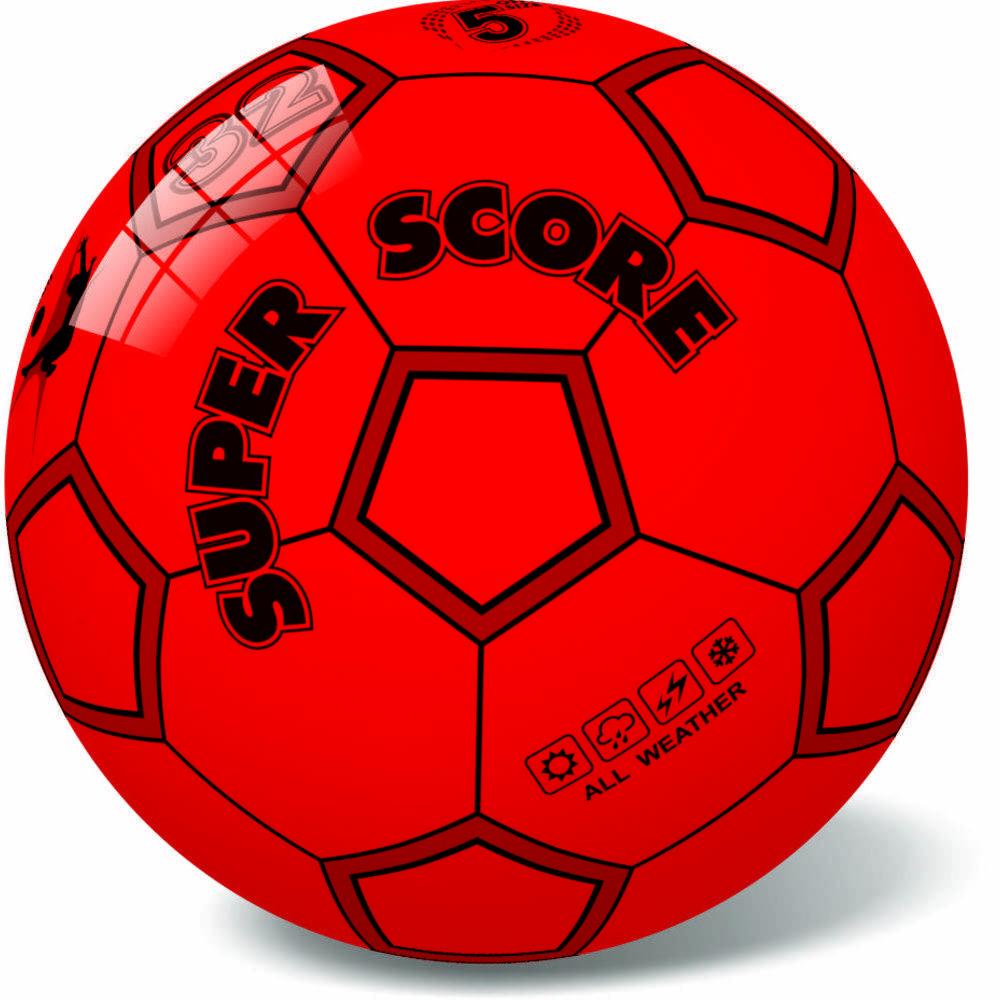 Μπάλα πλαστική Score Red 23cm 10/890R
