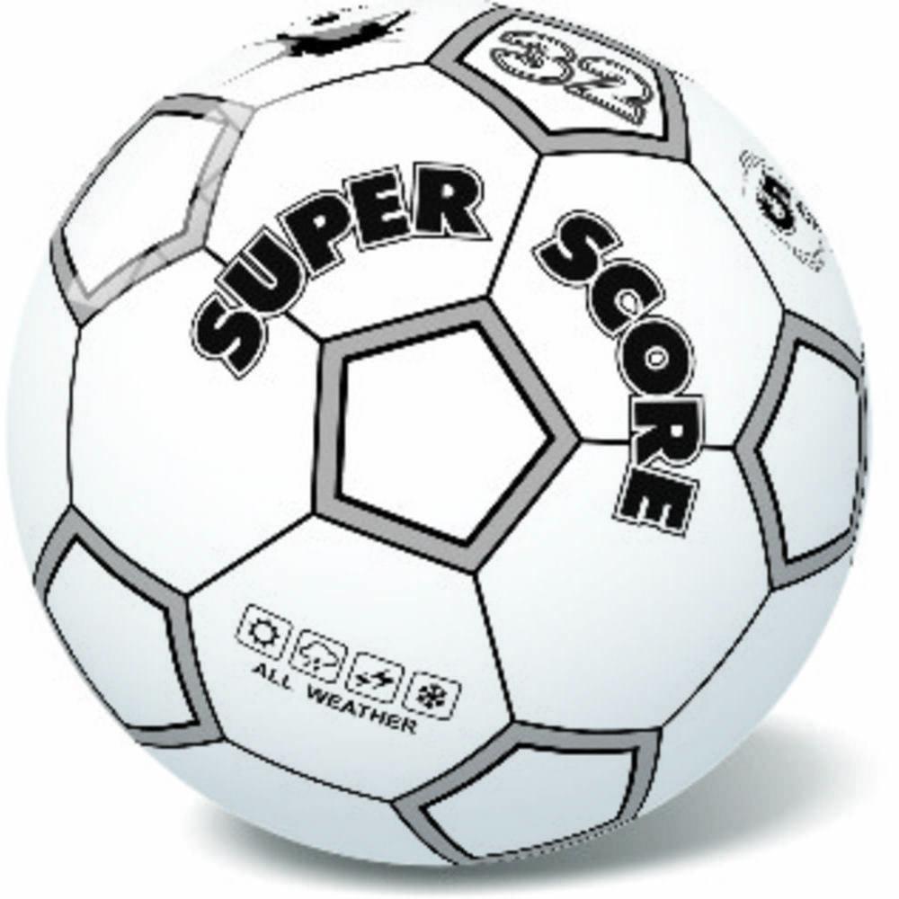 Μπάλα πλαστική Score White 23cm 10/890W