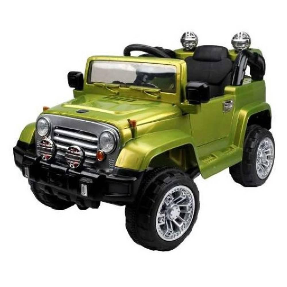 Jeep με Control 12Volt με 2 moter & 2 ταχύτητες