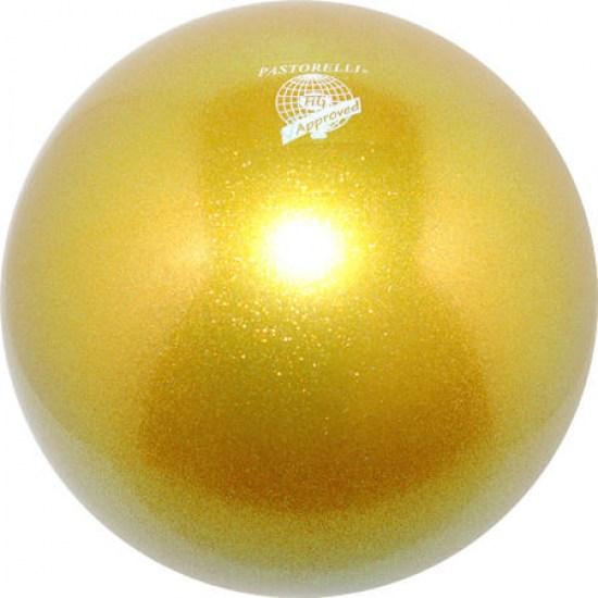 6dbc25dd173 Μπάλα ρυθμικής γυμναστικής, New Generation Glitter High Vision, 18εκ.